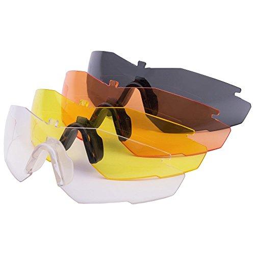 (Revision Military 4-0152-0012 Replacement Lenses-Stingerhawk Eyewear, Solar)
