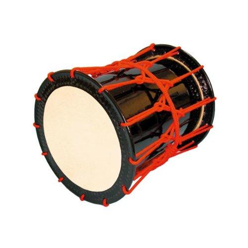 かつぎ桶胴太鼓1.5尺(赤紐)   B00IP23AT8