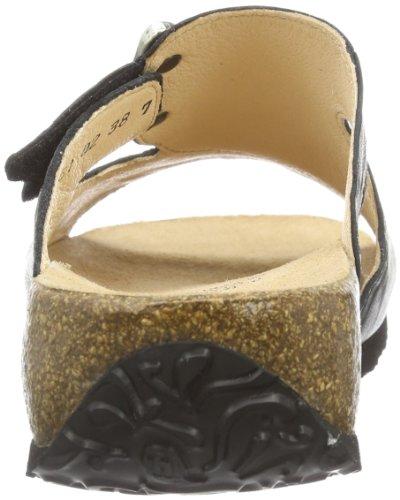 Chaussures De Schwarz sz k794 Claquettes 02 Femme Mizzi Think Noir EgW5wqxY