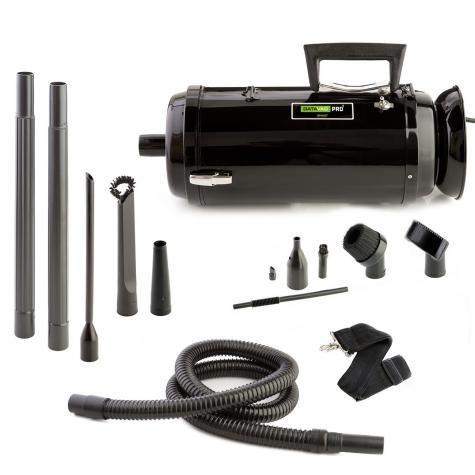 Metro Vacuum MDV-3TA DataVac/3 Pro Series Toner Vac, 1.7-HP, 2 Speed Motor by Metro Vacuum