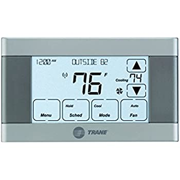 Trane XL624 - Nexia Home Automation Z-Wave Thermostat