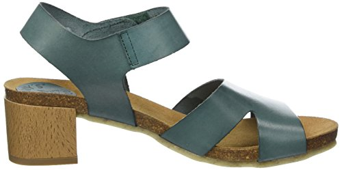 Jonny's Women's Gina Open Toe Sandals Green (Forrest 005) get authentic cheap price cheap sale visit new vgh6uHEhw5