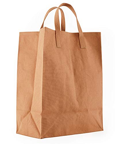 BAGGU Canvas Reusable Market Tote, Nylon Grocery or for sale  Delivered anywhere in USA
