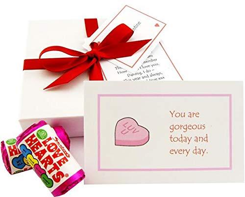 Regalo del día de San Valentín romántico para él o ella ...