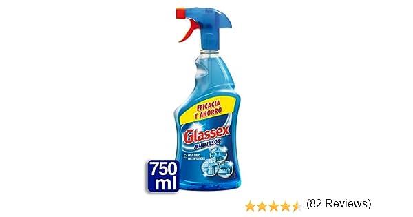Glassex Limpiador Multiusos - 0,75 l: Amazon.es: Alimentación y bebidas