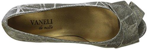 Ulli Pompe Nizza Des Robe 747091 Le Femmes Vaneli Tissu Platine aqHw14ag
