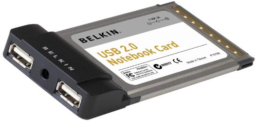 Belkin Hi Speed USB Notebook Card