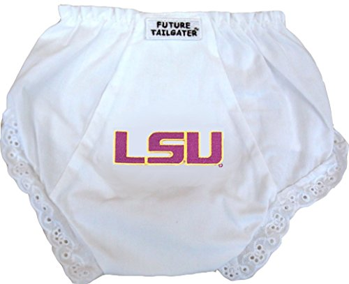 Future Tailgater LSU Tigers Baby Diaper Cover (6-12 Months)