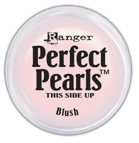 (Ranger Perfect Pearls Pigment Powder 0.25oz - Blush)