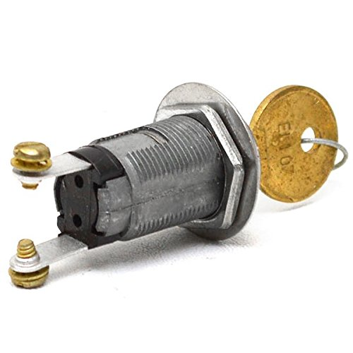 Cole Hersee 9622-01-BX Ignition Switch (2 Position)