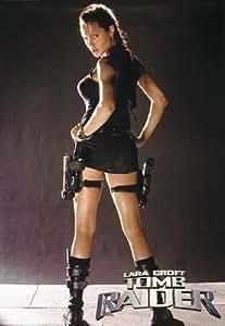 Tomb Raider Lara Croft (movie) Póster - Póster de formato grande