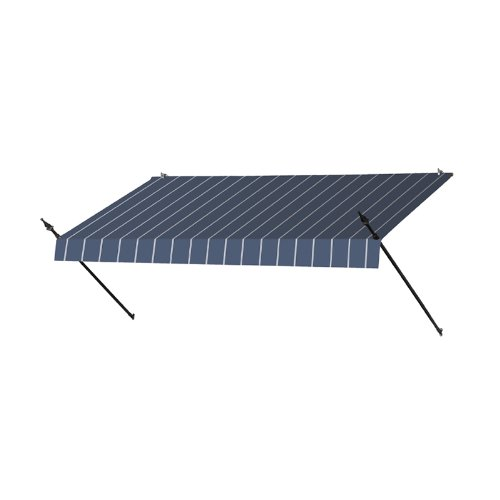 Coolaroo Awnings in a Box Replacement Cover Designer 8-Feet Tuxedo ()