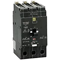 Square D Circuit Breaker, 30 Amp, 3-Pole, EDB34030 by Square D