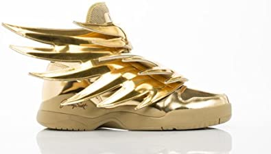 Adidas X Jeremy Scott Men Js Wings 3 0 Gold Size 13 Us Fashion Sneakers