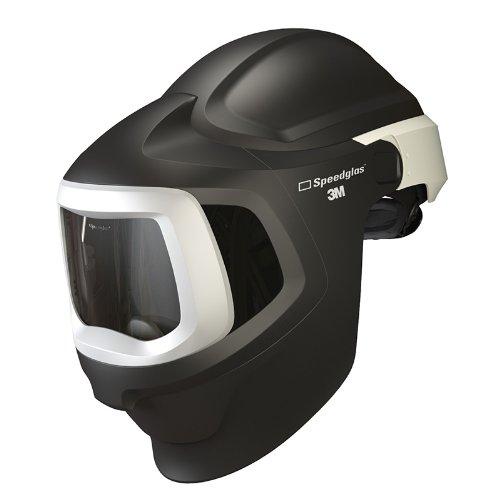 3M Speedglas Welding Helmet 9100 MP, 27-0099-35SW, Hard Hat and SideWindows