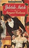 img - for Yuletide Match (Signet Regency Romance) book / textbook / text book