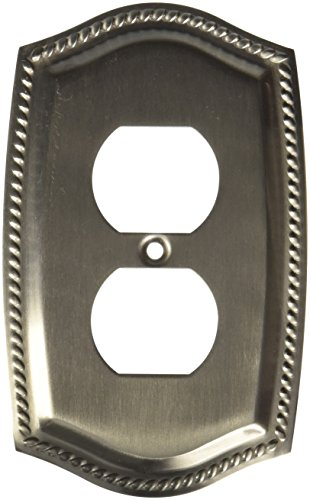 Baldwin 4789.150.CD 5.375-Inch x 3.9375-Inch Rope Single Toggle, Satin