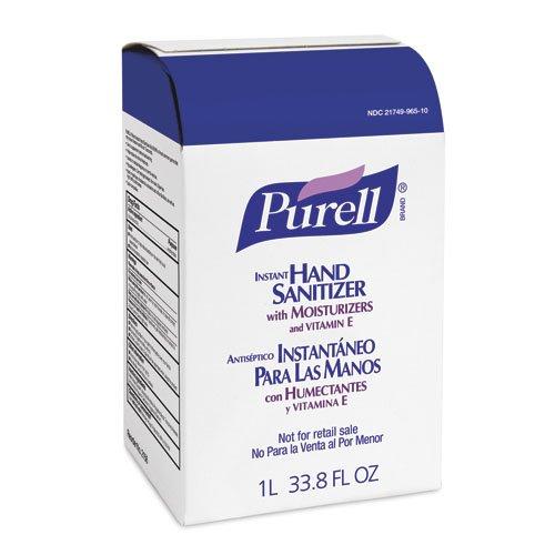 Purell 213708 Hand Sanitizer Refill, Aloe, 1000ml ()