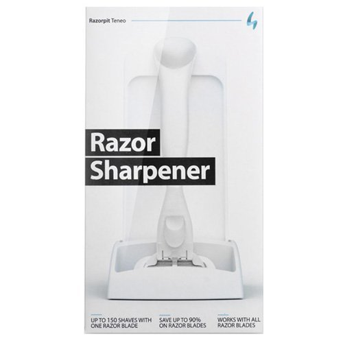 Cheap RazorPit Teneo Razor Blade Sharpener in White