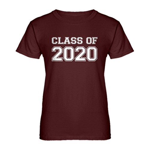 Indica Plateau Womens Class of 2020 X-Large Maroon (Valedictorian Costume)