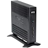 Dell Wyse 909760-01L D90Q7 Thin Client Mini Desktop, 4 GB RAM, 16 GB Flash, AMD Radeon HD 8000, Black