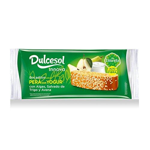 DULCESOL - Bizcochitos yogur y pera Innova: Amazon.es: Alimentación y bebidas