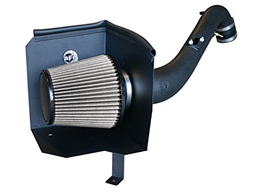 aFe Power Magnum FORCE 51-11382 Toyota Tacoma Performance Intake System (Dry, 3-Layer Filter)