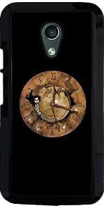 Funda para Motorola Moto G (Generation 2) - Contando El Tiempo by Rouble Rust