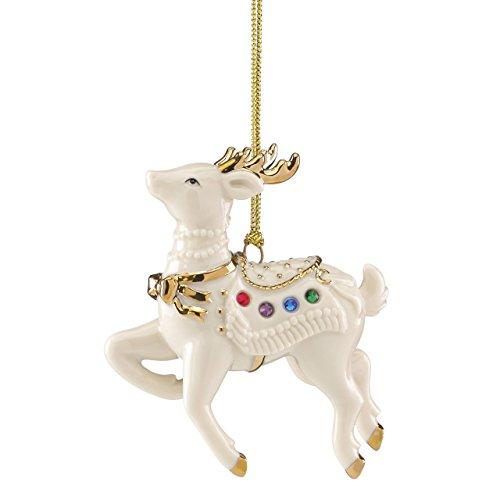 Lenox 865540 Holiday Gems Reindeer -