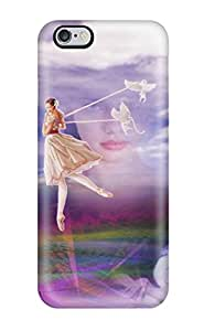Cheap Hard Plastic Iphone 6 Plus Case Back Cover,hot One Day I Will Learn To Fly Case At Perfect Diy 1697464K84342846
