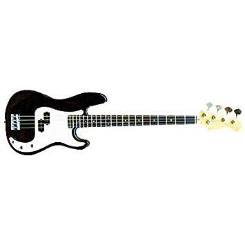 Rochester - Pb-b bajo eléctrico tipo jazz bass: Amazon.es: Instrumentos musicales
