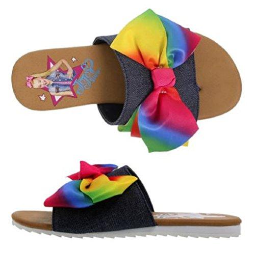 Picture of Jojo Siwa Girls Bow Slide Sandal (13)