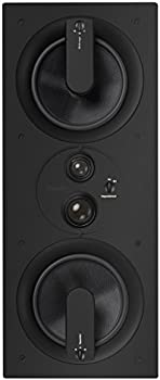 Klipsch 3-Way In-Wall Home Audio Speaker