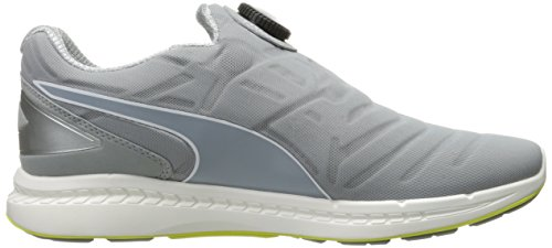 Mens Puma Mens Ignite Disc Running Shoe Cava / Puma Bianco / Raso