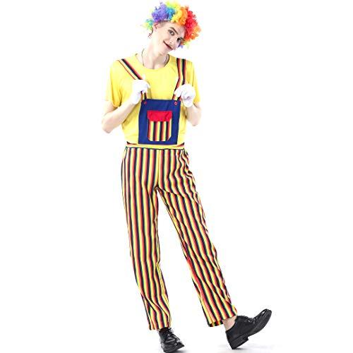 De Gaojuan Nouvel Les Style1 An Festival Thématiques Adulte Costume Uniforme Parties m Rôle Jeu Cosplay Sexy style1 Convient Clown Pour Carnaval Halloween qwgqSC