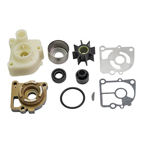 Quicksilver 8M0122064 Water Pump Repair Kit - 15 Horsepower Mercury 4-Stroke Outboards ()