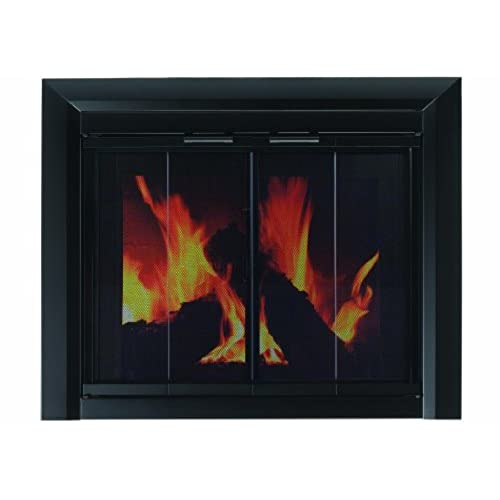 Glass Fireplace Doors Amazon