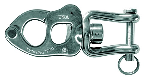 Tylaska T50 Trigger Release Snap Shackle (Clevis -