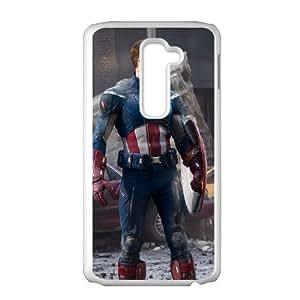 LG G2 Phone Case Captain America KF3074189