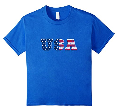USA-Flag-Shirt-4th-of-July-Clothing-for-Women-Men-Boys