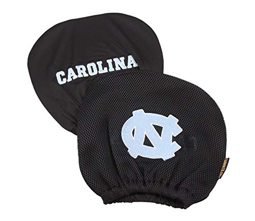 University of North Carolina Head Rest Cover (Set of 2)