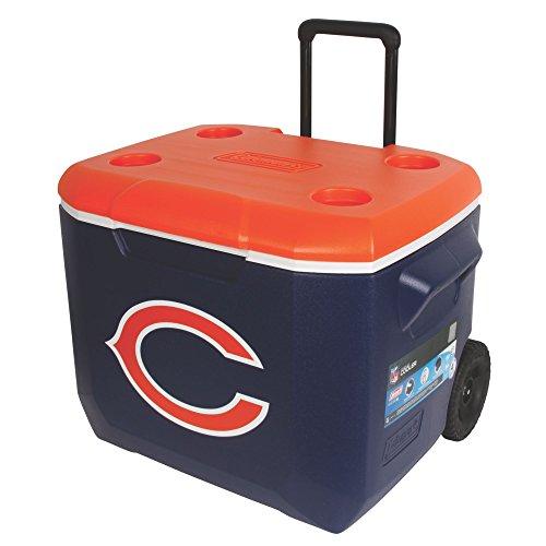 Coleman NFL 60 Quart Wheeled Cooler