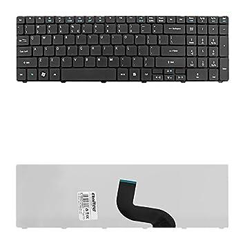 AC-5810 refacción para Notebook Teclado - Componente para Ordenador portátil (
