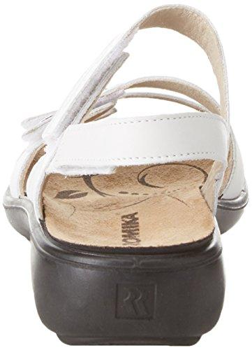 Romika Damen Ibiza 86 Slingback Sandalen Weiß (Weiss)