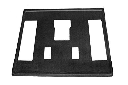 Lund 619561 Catch-All Premium Charcoal Carpet Rear Cargo Floor Mat