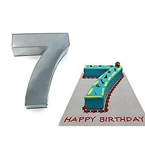 Number 7 Cake Pan
