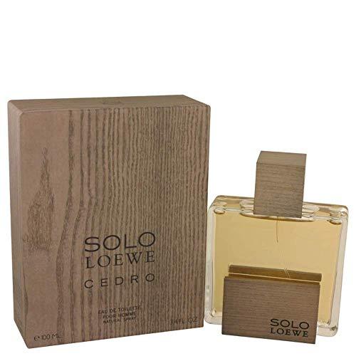 LOEWE Solo Loewe Cedro Edt Vapo 100 ml – 100 ml