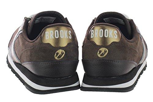 Brooks Heritage Herren Brk_110178_1d_434 Kaffeehaus / Mokka Brown