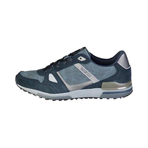 Sparco HARTLEY Sneakers Herren Blau