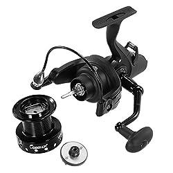 Spinning Carp Fishing Reel 11+1BB Metal Spool Bait